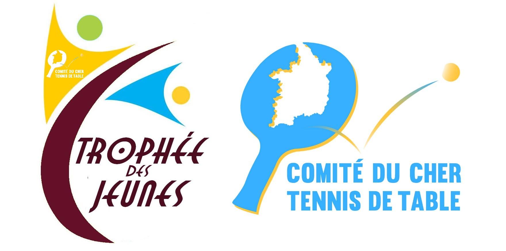Trophee Des Jeunes Du Cher Comite Du Cher De Tennis De Table