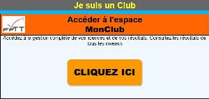 Acceder à l'éspace MonClub SPID FFTT